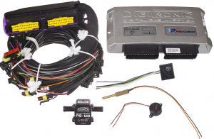 Digitronic 3D Power 8 - комплект электроники